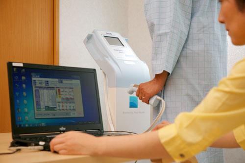 体組成(体脂肪両・筋肉量など)測定